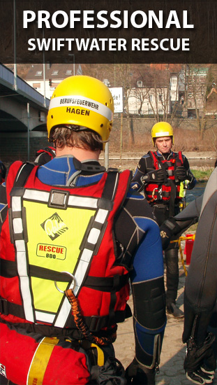 PROFESSIONAL - Swiftwater Rescue Training