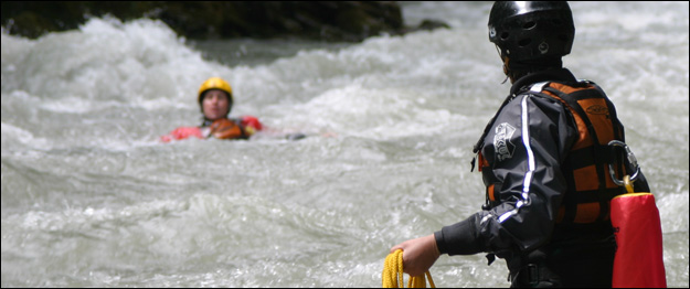 Rescue 3 Swiftwater Rescue Training