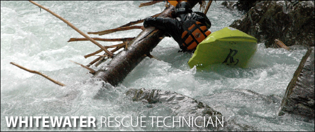 Whitewater Rescue Technician