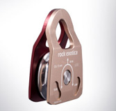 Rock exotica Rescue pulley