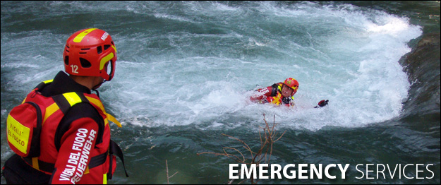 Swiftwater Rescue Technician - Swimmer